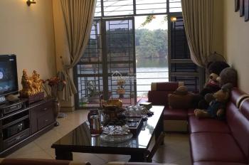 Bán nhà 4T view hồ cực đẹp giá 3 tỷ, DT 57.8m2 - khu tập thể Yên Viên, Gia Lâm
