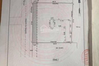 Bán đất 436m2 thổ cư đường Tú Xương, ngay UBND Q9
