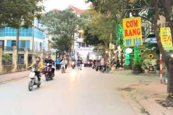 Bán nhà mặt phố Đông Ngạc, Từ Liêm, Hà Nội, 100m2, mặt tiền 6m, 4 tầng, giá 100 triệu/m2