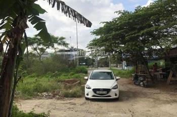 Bán lô đất 2 mặt tiền đường bê tông rộng 6m cách đường lớn Hoàng Thị Loan 10m đi bộ