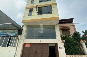 Cần bán gấp nhà 7 tầng mặt đường, 130m2, mới xây có thang máy, kinh doanh tốt