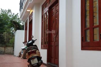 Bán nhà đẹp phố Vũ Xuân Thiều 4.5 tầng, hướng Tây Nam, DT đất 32m2, giá từ 2.6 tỷ full nội thất