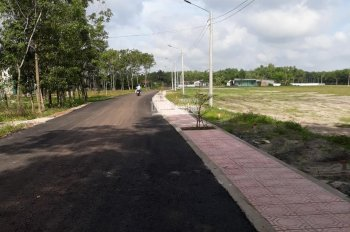 Sở hữu lô đất mặt tiền nhựa cách Quốc Lộ 13 500m, giá chỉ 550 triệu, LH 0909.579.486