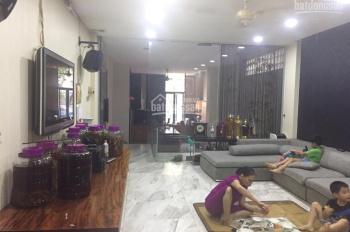 Cho thuê nhà mặt phố Triệu Việt Vương: DT 120m2 x 8 tầng, thông sàn, MT 5m, thang máy, 0936004815