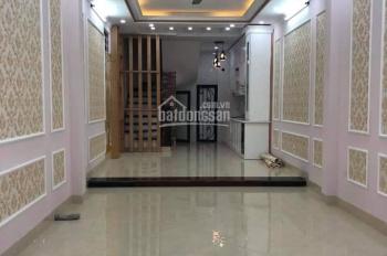 Nhà phố Kim Ngưu, Lạc Trung, HBT, 55m2, 5 tầng, cách phố 20m, giá 4.6 tỷ, 0913571773