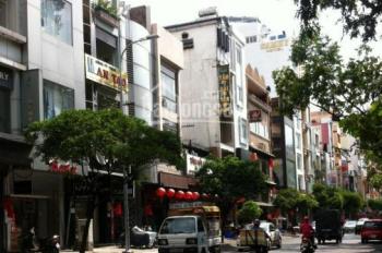 Xuất cảnh bán nhà mặt tiền đường Mai Thị Lựu, Quận 1