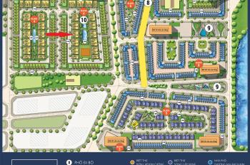 Bán biệt thự 200m2 mặt sàn, Block 4 khu 10, BS5C, The Manor Central Park