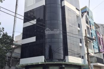 Cho thuê tòa nhà văn phòng góc 2 MT đường Thành Thái, DT: 8x11m, trệt 5 lầu TM. Giá 110tr/th