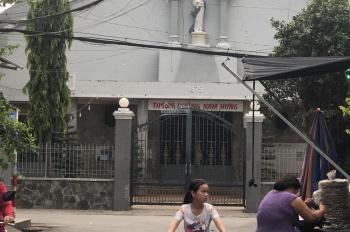 Bán nhà 1 trệt 1 lầu ngay cổng nhà thờ Nam Hưng. Mt đường Tân Thới Nhì 23, Hóc Môn, lh: 0969054983