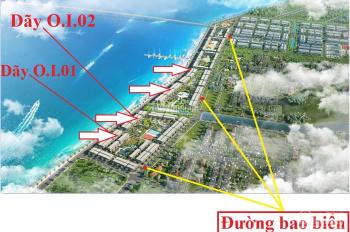 Shophouse mặt biển 2 mặt thoáng 90m2 giá đầu tư hấp dẫn Tropical City Hạ Long. Ms Thảo 0969162476