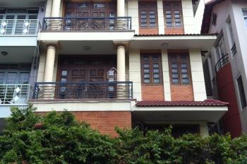 Cho thuê nhà hẻm VIP 43R Hồ Văn Huê, PN, DT 7x16m, hầm, 3 lầu, sân thượng