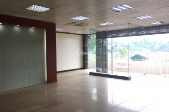 Cho thuê sàn văn phòng thuộc tòa nhà 8 tầng, MT 10m, mặt phố Nguyễn Khoái: DT 60m, giá 8tr/th