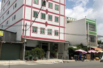 Bán nhà mặt tiền Hùng Vương, phường 9, quận 5, DT: 12m x 16m, DTCN: 180m2, trệt, 4 lầu