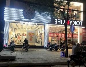 Cho thuê nhà mặt phố Phạm Ngọc Thạch giá hợp lý. MT: 6m, DT: 45m2 x 5 tầng