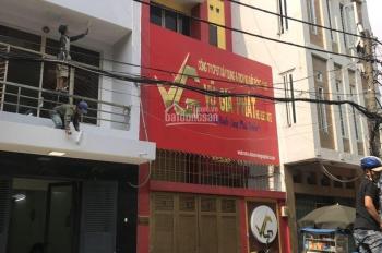 Nhà 3 lầu, DT 5x25m NH 10m, Nguyễn Hồng Đào P14 Tân Bình