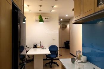 Bán căn hộ khu VOV Mễ Trì tòa CT2A 80,4m2 2PN, 2WC, hoàn thiện nội thất cực đẹp, ban công Đông Bắc