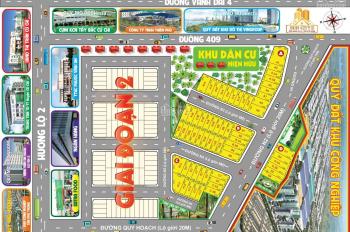 Chỉ còn duy nhất 5 suất nội bộ Sun City, Củ Chi gần bệnh viện Xuyên Á, giá 700tr, LH CĐT 0906804505