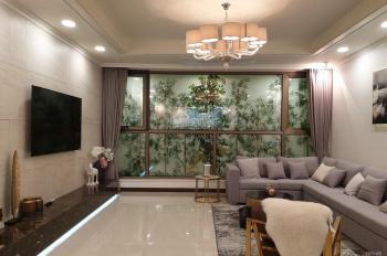 Cho thuê gấp biệt thự 160m2 x 4 tầng KĐT Tây Hồ Tây Starlake, đã full nội thất đẹp, giá 35tr/tháng