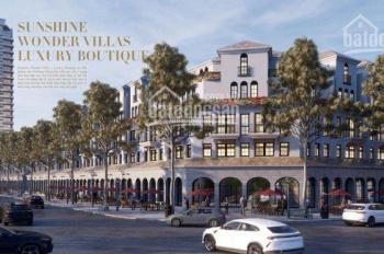 Suất ngoại giao dự án shophouse ngay Ciputra MĐ Nguyễn Văn Huyên, DT 108m2, chỉ 15,8 tỷ, 0975974318