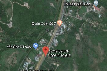 Bán đất mặt tiền QL1 Xã Vĩnh Lương,Nha Trang
