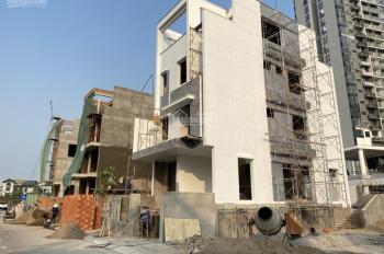 Cần bán nhanh nền LK1 dự án Sài Gòn Mystery Villa quận 2. DT 100m2 (5x20m) giá 13 tỷ full thuế phí
