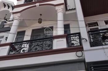 Bán nhà mới 3 lầu hẻm xe hơi 6m đường Số 2, Trường Thọ gần chợ Thủ Đức gần đường Phạm Văn Đồng