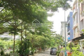 Đất biệt thự KDC Nam Long Phú Thuận, View sông, 8x20m