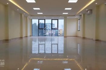 Vip - nhà mới, mặt phố Mạc Thái Tông, Nguyễn Quốc Trị 110m2*7t, 1 hầm, 1 tum, thang máy
