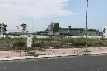 Bán đất MT đường Lê Thị Trung, Thuận An, Bình Dương, 1 tỷ 21/80m2, SHR, TC 100%. LH: 0973375891