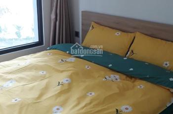 (0978348061) - Cho thuê căn hộ 2 ngủ 2WC full đồ chung cư Vinhomes Green Bay giá chỉ 13.5 tr/th