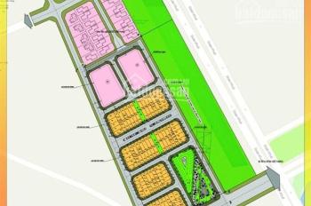 Bán mảnh đất đấu giá Lệ Mật, sát nhà hàng Xuân Chu DT 330m2, căn góc đường 13,5m, 65 triệu/m2