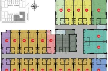Cần bán officetel Sky Center Phổ Quang, DT 70m2. LH: 0934796501