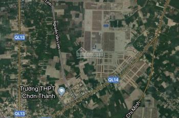 Thanh lý gấp lô đất cổng sau khu công nghiệp Becamex
