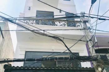 Nhà phố cao cấp HXH 5m thông Phạm Văn Chiêu, P9. DT 4x13 đúc 3 lầu