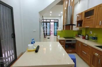 Bán nhà phố Hoàng Văn Thái, 43m2*5T, ngõ ngắn ô tô vào nhà, full NT, pháp lý sạch, siêu đẹp, 5.1 tỷ