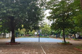 Bán đất view công viên, mặt phố Trương Công Giai, diện tích 160m2, MT 9m, giá cả hợp lý