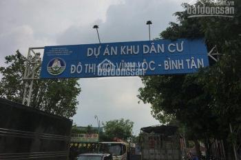 Bán 02 lô đất biệt thự KDC Vĩnh Lộc, Bình Tân. DT 10x20m, giá 9 tỷ, tel 0908687704