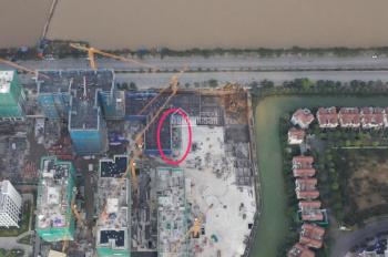 0903 103 828 bán căn 2PN + 2WC ban công Đông Nam tòa S6 VH Symphony view bể bơi, cụm tiện ích