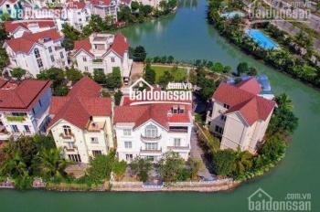 Cần bán gấp căn biệt thự Bằng Lăng Vinhomes Riverside, 500m2 đã có sổ đỏ. LH: 0981804598 Mr Dũng
