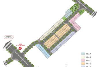 Đất nền Florence Residence Thuận An giá chỉ 25 triệu/m2. Thổ cư, xây dựng tự do