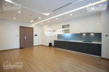 Cho thuê căn hộ D'Capitale Trần Duy Hưng, 110m2, 3PN, đồ cơ bản, view hồ, giá 17 tr/th. 0915586141