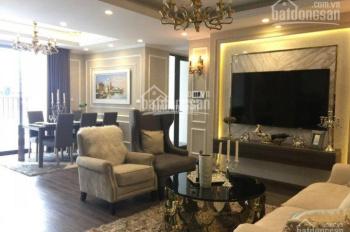 Cho thuê căn hộ Vinhomes D'Capitale Trần Duy Hưng, 80m2, 2PN, 2WC, đủ đồ, 15 tr/th. LH: 0915586141