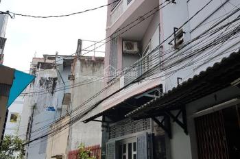 Cho thuê nhà HXH - ngay trục đường Lê Văn Sỹ, quận Phú Nhuận 4x10m, 1 trệt 2 lầu. 0901331773