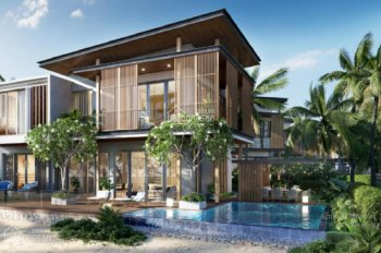 Hot Le Meridien Danang Resort & Spa loại 3PN (Hill Villa) - 335m2