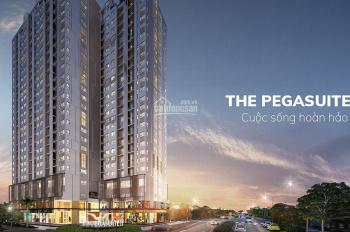 Mở bán CH Pegasuite 2 MT Tạ Quang Bửu,100 căn suất nội bộ chỉ 1,5tỷ/căn,TT ký HĐ 15% LH0901.499.880