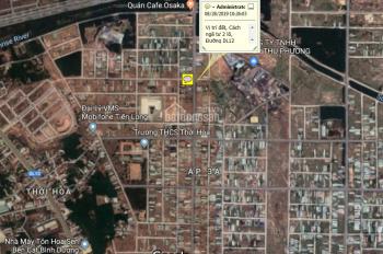 Bán đất KCN Mỹ Phước 3 Thới Hòa (gần ngã tư) - Bình Dương