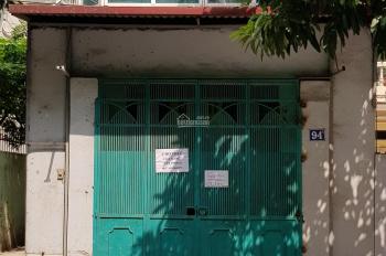 CC cho thuê cửa hàng kinh doanh mặt tiền phố Hoàng Ngân, 40m2