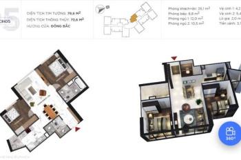 Cần bán gấp S4 - 1005 Sunshine City, giá tốt view nội khu, giá bán 3,145 tỷ, rẻ hơn CĐT 600 triệu