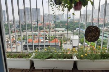 Chính chủ bán căn hộ tầng trung 2 phòng ngủ - 2WC - 84m2 tòa CT1C Thông tấn xã, ban công Đông Nam