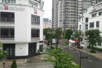 Cho thuê gấp căn góc Shophouse Vinhome Gardenia, Hàm Nghi, 250m2 x 5 tầng, tuyến phố HQ sầm uất
